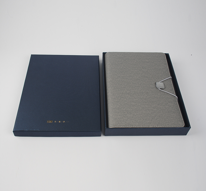 Notebook with Power Bank