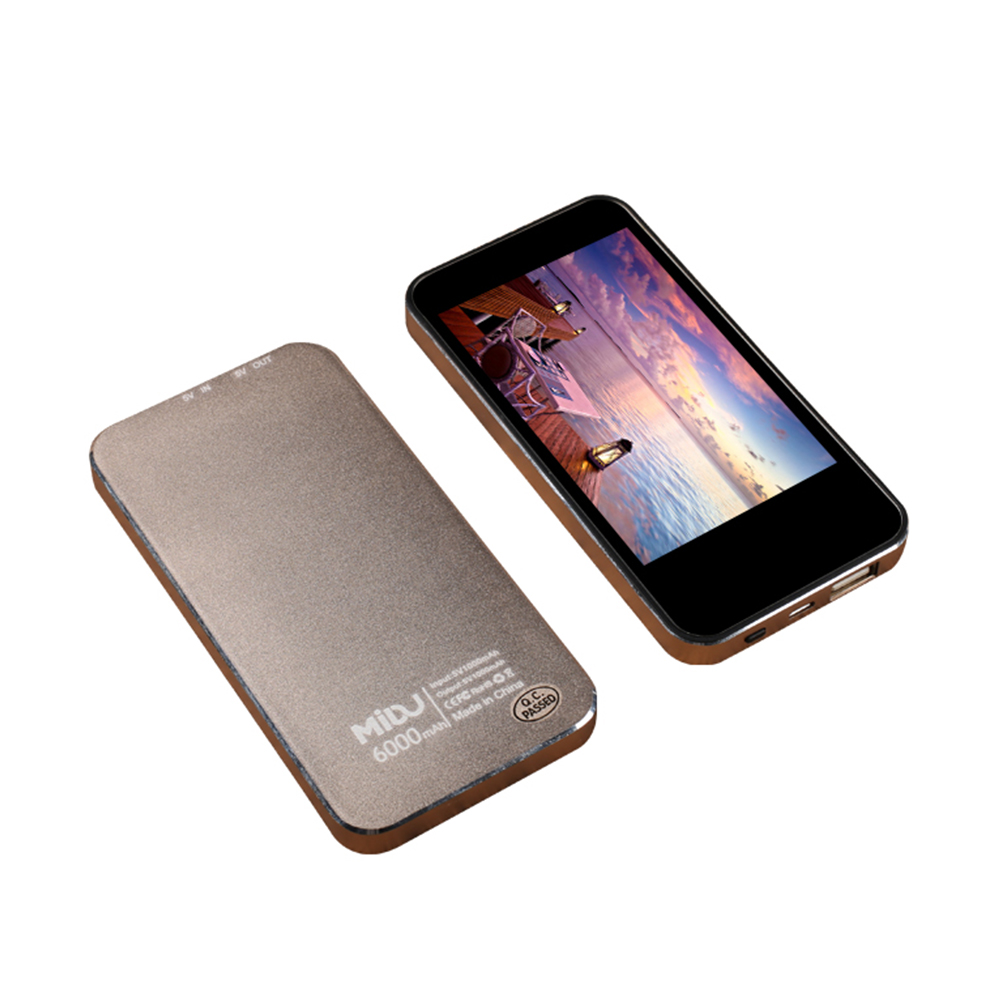 MIDU I6 portable emergency power bank
