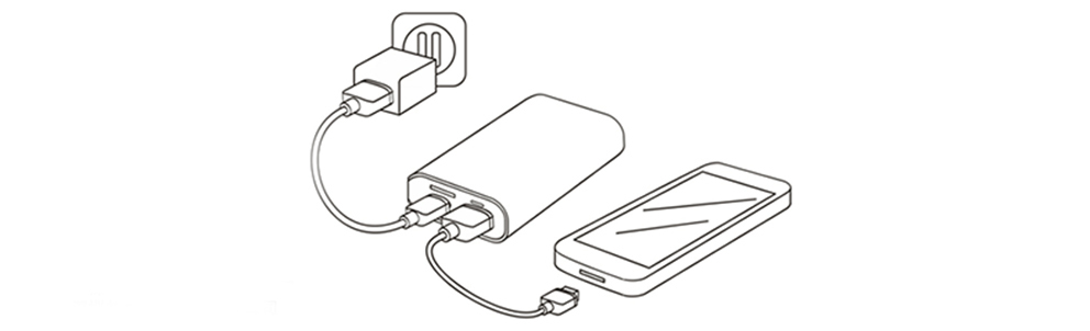 Several ways to check whether the power bank charger can be charged properly