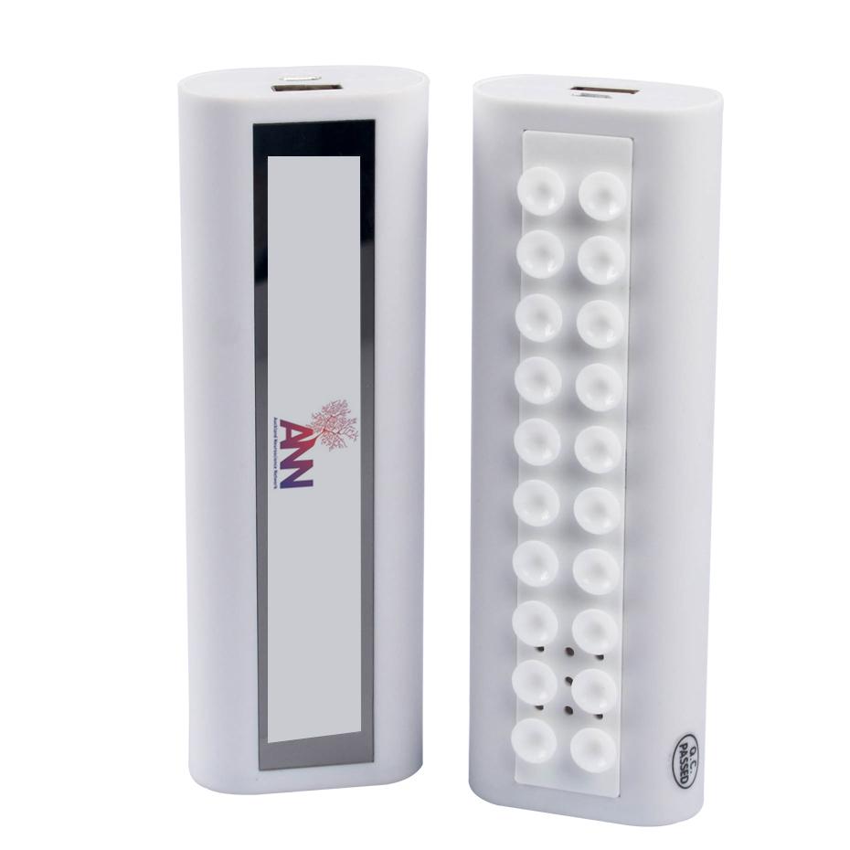 Sucking Disc Speaker Power Bank