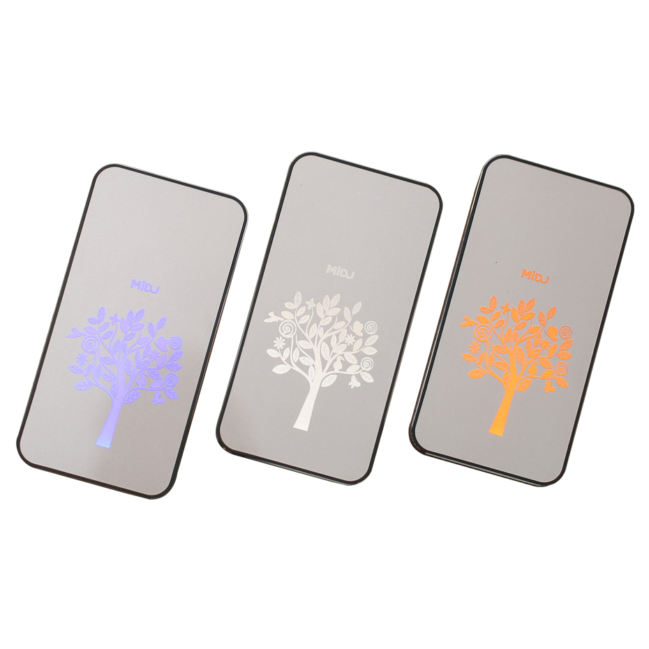 I6 Light Up Logo Power Bank