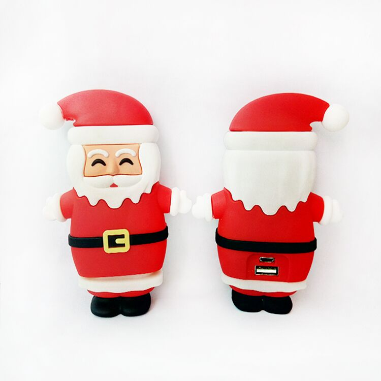 Santa Claus Power Bank