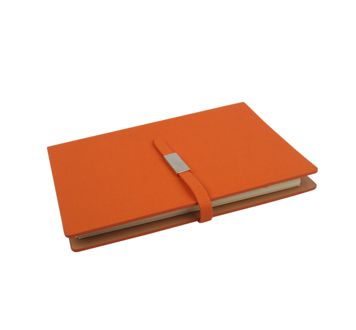 A5 Diary With Power Bank