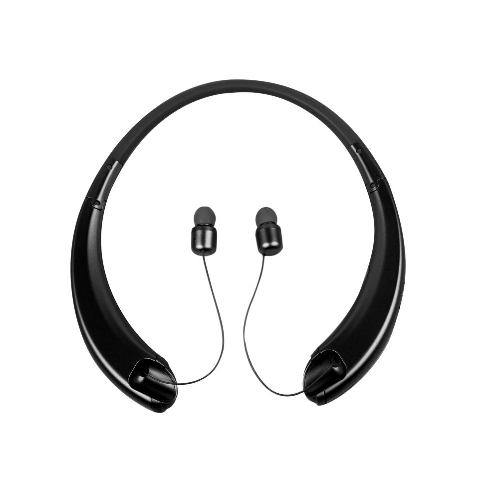 Foldable Sports Bluetooth Headset