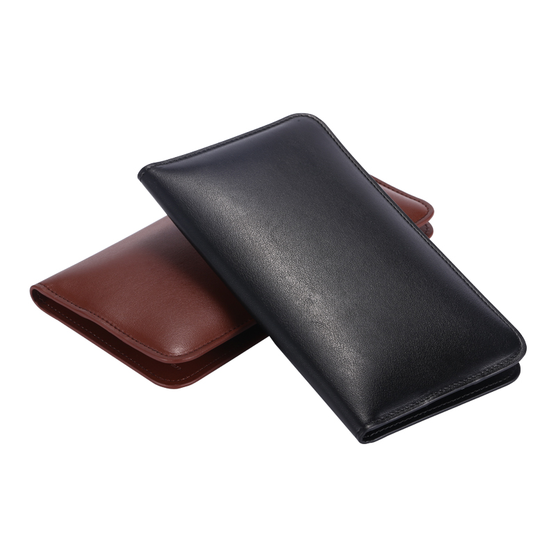 Leather Wallet Power Bank 6800mAh