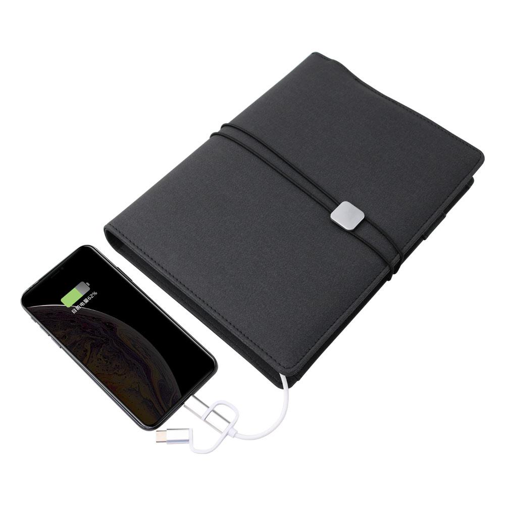 Video Power Bank Notebook