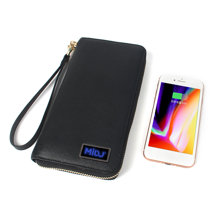 Lighting Logo Wallet Power Bank